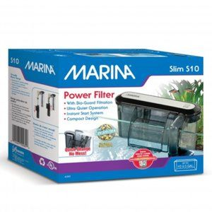 Marina Slim Filter S10 For Aquariums up to 38L (10